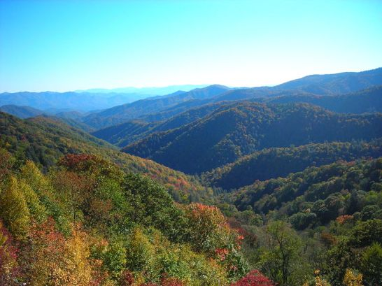 Great Smoky Mountains; Tennessee, North Carolina