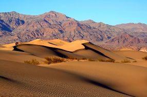 Death Valley; California, Nevada